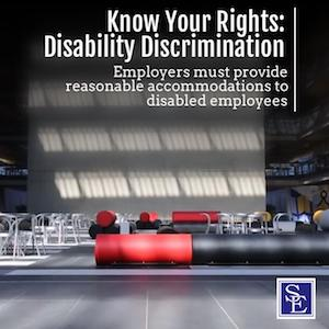 Disability Discrimination | New Jersey Employment