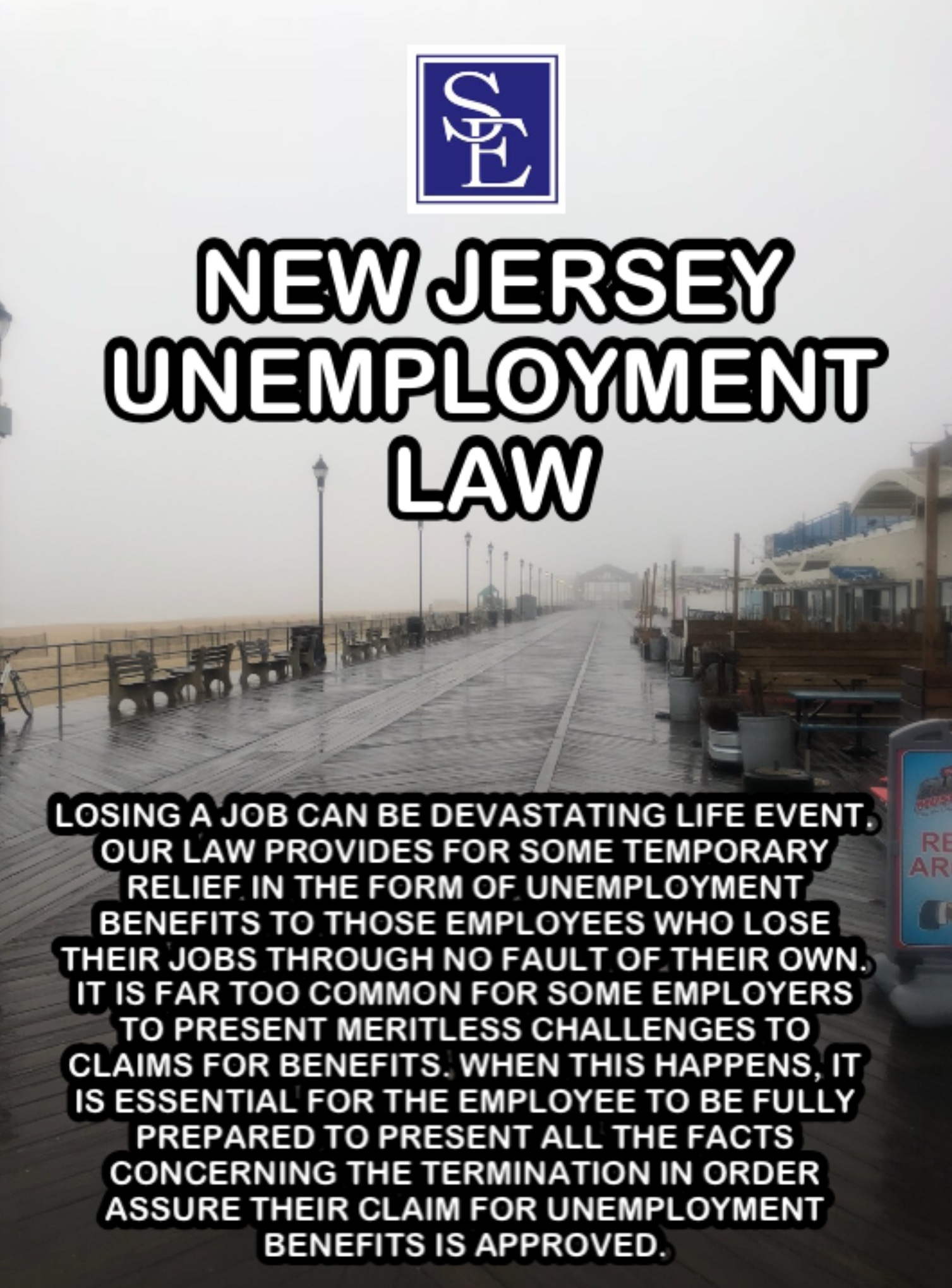 Disqualification New Jersey Employment Litigation Lawyers