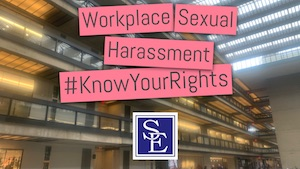 Should I Inform My Employer that I am Being Sexually Harassed by a Co-Worker?