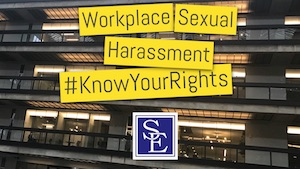 What is Unlawful Workplace Sexual Harassment?