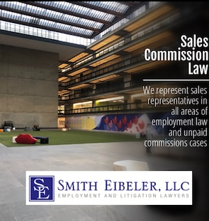 New Jersey Sales Representatives' Rights Act