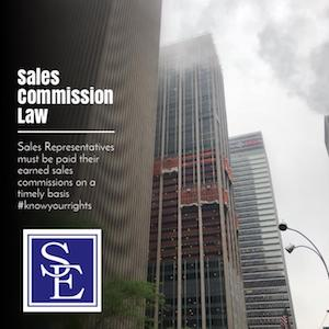 Sales Commission Law