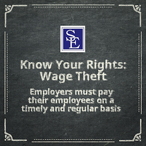 Wage Payment Law